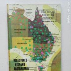 Libros de segunda mano: INFORMACIÓN COMERCIAL ESPAÑOLA. Lote 236276495