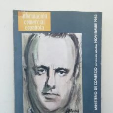 Libros de segunda mano: INFORMACIÓN COMERCIAL ESPAÑOLA. Lote 236666965