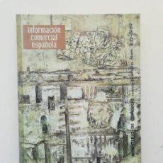 Libros de segunda mano: INFORMACIÓN COMERCIAL ESPAÑOLA. Lote 236667110