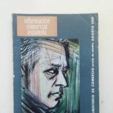 Libros de segunda mano: INFORMACIÓN COMERCIAL ESPAÑOLA. Lote 236667340
