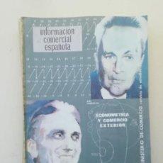 Libros de segunda mano: INFORMACIÓN COMERCIAL ESPAÑOLA. Lote 236667830