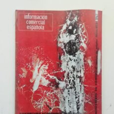 Libros de segunda mano: INFORMACIÓN COMERCIAL ESPAÑOLA. Lote 236667895