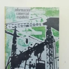 Libros de segunda mano: INFORMACIÓN COMERCIAL ESPAÑOLA. Lote 236667960