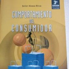 Libros de segunda mano: COMPORTAMIENTO DEL CONSUMIDOR - JAVIER ALONSO RIVAS - ESIC 2000 488PP. Lote 237046280