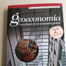 Libros de segunda mano: GEOECONOMÍA. LAS FINANZAS INTERNACIONALES EN EBULLICIÓN - EDUARDO OLIER PRENTICE HALL. 2013 320PP. Lote 237061435