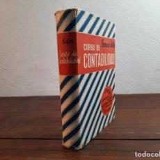 Libros de segunda mano: CURSO DE CONTABILIDAD - FERNANDO BOTER Y MAURÍ - EDITORIAL JUVENTUD, NO CONSTA AÑO, 2ª EDICION, BCN. Lote 238086600