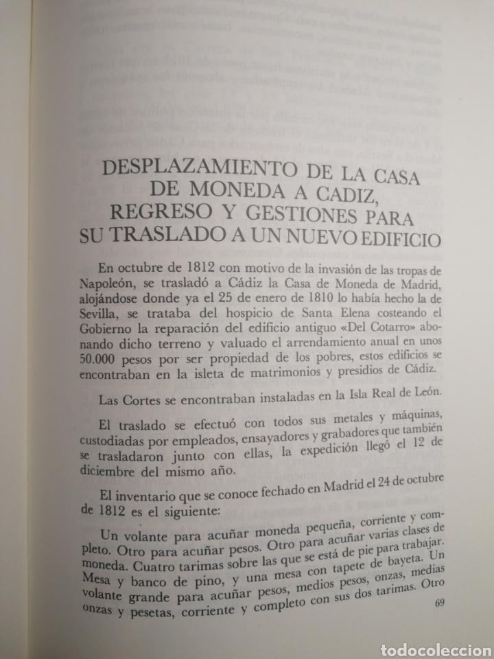 Libros de segunda mano: La Antigua Ceca de Madrid - Foto 3 - 238552090