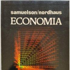 Libri di seconda mano: SAMUELSON Y NORDHAUS. ECONOMÍA. 12ª EDICIÓN DE MAC GRAW HILL. Lote 241236355