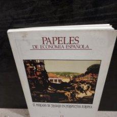 Libros de segunda mano: PAPELES DE ECONOMIA ESPAÑOLA...NÚMERO 72......1977..... Lote 241238865