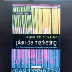 Libros de segunda mano: PLAN DE MARKETING. Lote 241551000