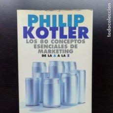 Libros de segunda mano: PHILIP KOTLER. Lote 241555550