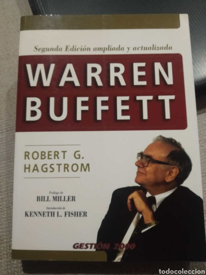 WARREN BUFFETT. GESTIÓN 2000. ROBERT G. HAGSTROM. SEGUNDA EDICIÓN (Libros de Segunda Mano - Ciencias, Manuales y Oficios - Derecho, Economía y Comercio)
