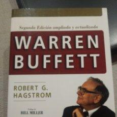 Libros de segunda mano: WARREN BUFFETT. GESTIÓN 2000. ROBERT G. HAGSTROM. SEGUNDA EDICIÓN. Lote 243311455