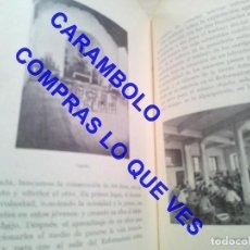 Libros de segunda mano: EL PRIMER TRIBUNAL DE MENORES DE ESPAÑA GABRIEL Mª DE YBARRA 1925 G8. Lote 247162575