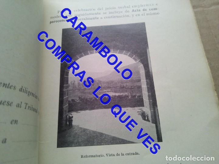 Libros de segunda mano: EL PRIMER TRIBUNAL DE MENORES DE ESPAÑA GABRIEL Mª DE YBARRA 1925 G8 - Foto 3 - 247162575