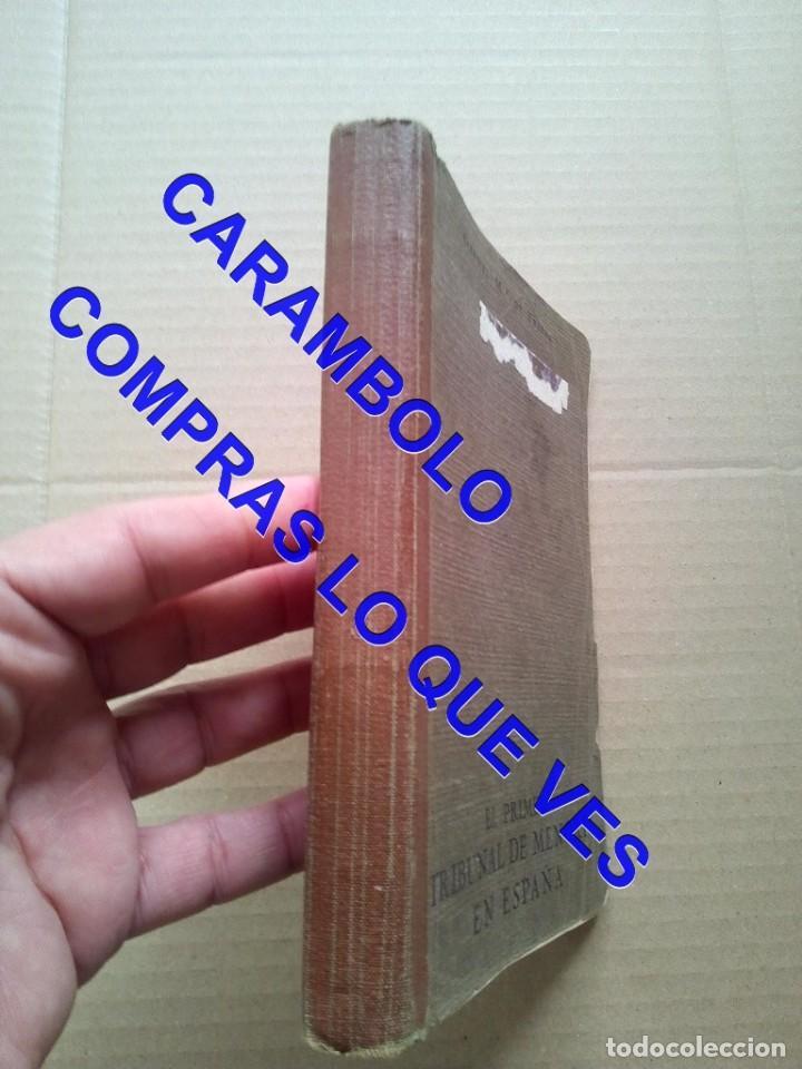 Libros de segunda mano: EL PRIMER TRIBUNAL DE MENORES DE ESPAÑA GABRIEL Mª DE YBARRA 1925 G8 - Foto 6 - 247162575