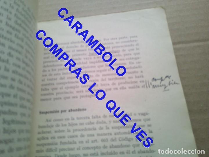Libros de segunda mano: EL PRIMER TRIBUNAL DE MENORES DE ESPAÑA GABRIEL Mª DE YBARRA 1925 G8 - Foto 11 - 247162575