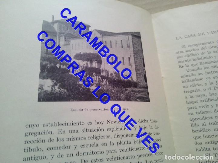 Libros de segunda mano: EL PRIMER TRIBUNAL DE MENORES DE ESPAÑA GABRIEL Mª DE YBARRA 1925 G8 - Foto 16 - 247162575