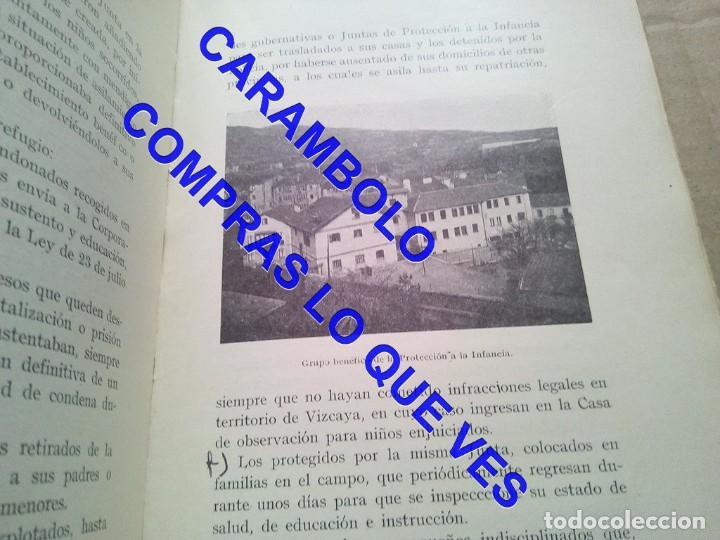 Libros de segunda mano: EL PRIMER TRIBUNAL DE MENORES DE ESPAÑA GABRIEL Mª DE YBARRA 1925 G8 - Foto 17 - 247162575
