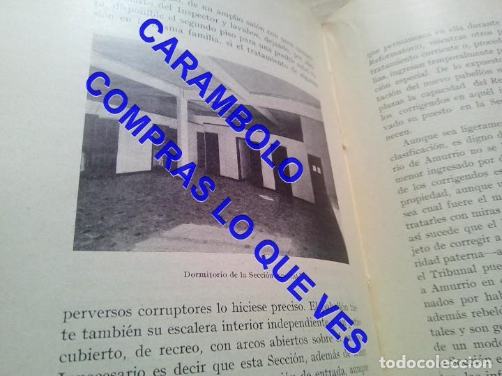 Libros de segunda mano: EL PRIMER TRIBUNAL DE MENORES DE ESPAÑA GABRIEL Mª DE YBARRA 1925 G8 - Foto 18 - 247162575