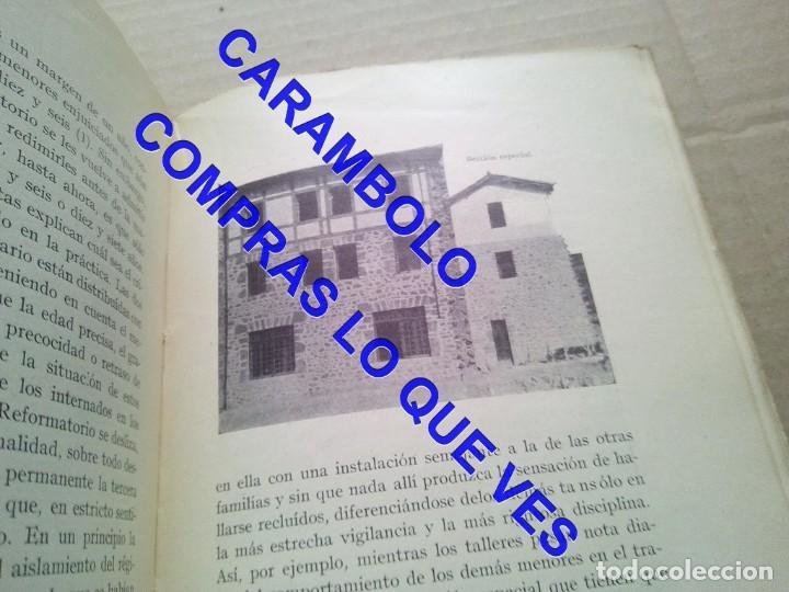 Libros de segunda mano: EL PRIMER TRIBUNAL DE MENORES DE ESPAÑA GABRIEL Mª DE YBARRA 1925 G8 - Foto 19 - 247162575