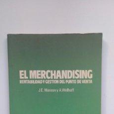 Livros em segunda mão: EL MERCHANDISING - J.E. MASSON / A. WELLHOFF - EDICIONES DEUSTO. Lote 251115295