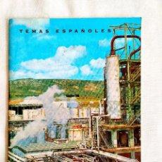 Libri di seconda mano: 1969 - PUERTOLLANO - TEMAS ESPAÑOLES NÚM. 456. Lote 251713565