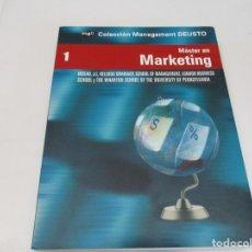 Libros de segunda mano: VV.AA MASTER EN MARKETING W6364. Lote 253153195