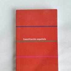 Libri di seconda mano: CONSTITUCIÓN ESPAÑOLA. Lote 253351935