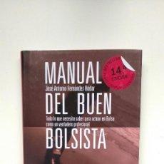 Livros em segunda mão: MANUAL DEL BUEN BOLSISTA - JOSE ANTONIO FERNÁNDEZ HÓDAR - PEARSON EDUCACIÓN, 2010. Lote 253783710