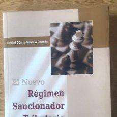 Libros de segunda mano: EL NUEVO RÉGIMEN SANCIONADOR TRIBUTARIO COMENTADO LA LEY ECONOMÍA. Lote 262609730