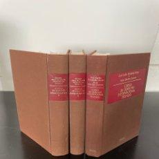 Libros de segunda mano: CURSO DE DERECHO ADMINISTRATIVO. Lote 262800035