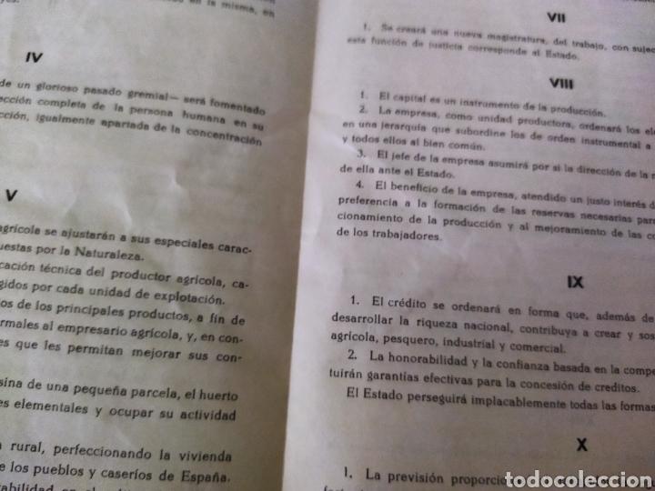 Libros de segunda mano: lote de 6 boletines de leyes creadas en la posguerra años 40 - Foto 6 - 263189485