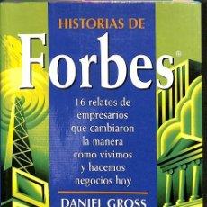 Libros de segunda mano: HISTORIA DE FORBES. Lote 263656070