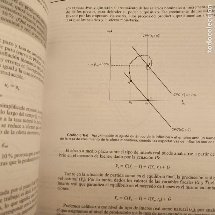 Libros de segunda mano: MACROECONOMIA, CUESTIONES Y EJERCICIOS RESUELTOS, V.V.A.A., PRENTICE HALL, 2002 - Foto 2 - 269089893