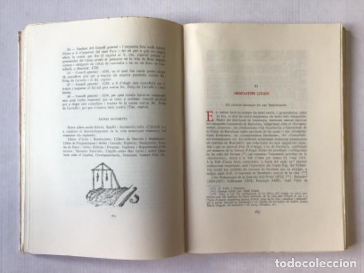 """Libros de segunda mano: EL """"LLIBRE DE LA CADENA"""" DE REUS. RÈGIM JURÍDIC DE LA VILA EN L'EDAT MITJANA. Vol. I. Estudi... - Foto 3 - 276789338"""