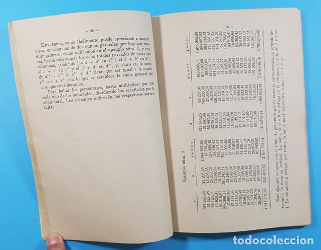 Libros de segunda mano: CONCURSO OPOSICION AUXILIARES ADMINISTRATIVOS DEL INSTITUTO NACIONAL PREVISION 1943 119 PAGINAS - Foto 5 - 278189368