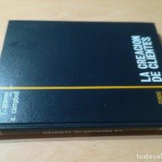 Libros de segunda mano: LA CREACION DE CLIENTES / R GRAVES, A CAMPBELL / PIRAMIDE / AK67. Lote 278704608