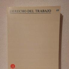 Libros de segunda mano: LIBRO - DERECHO - DEL TRABAJO UNIVERSIDAD NACIONAL DE EDUCACIÓN A DISTANCIA. Lote 278846633