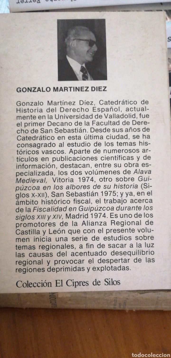 Libros de segunda mano: FUEROS SI, PERO PARA TODOS: Los conciertos económicos. Gonzalo Martínez Díez alce 1976 ISBN 8485250 - Foto 2 - 278934293