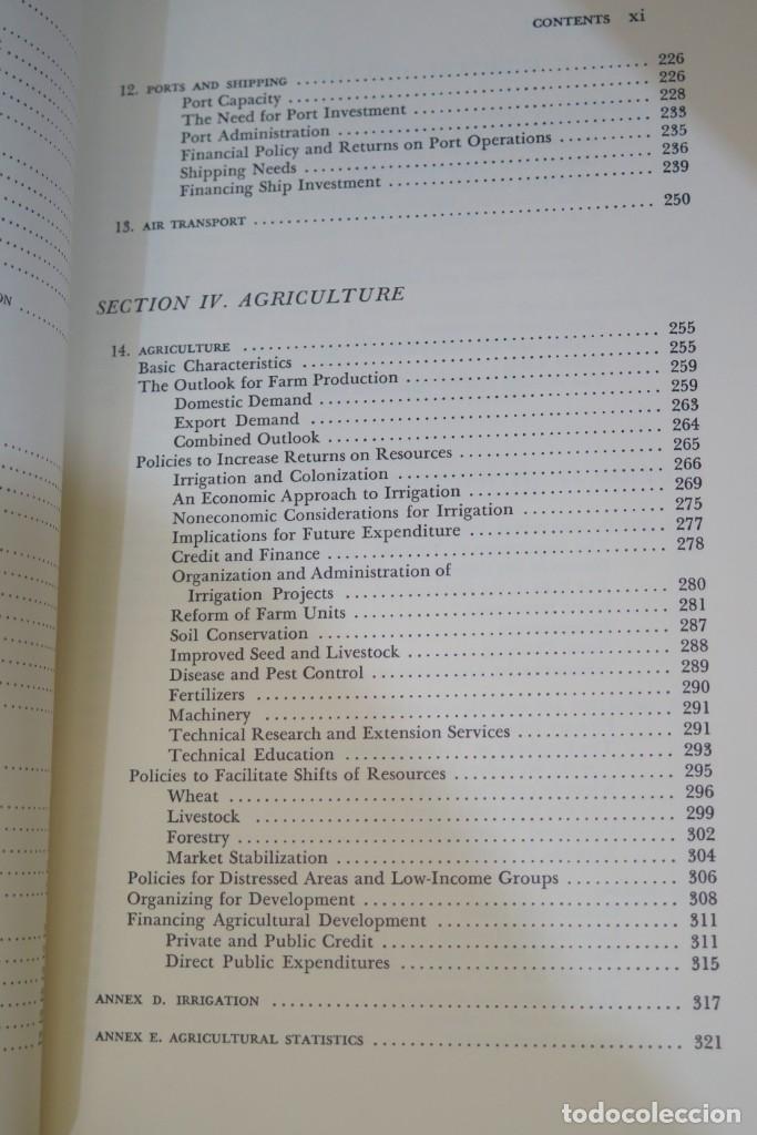 Libros de segunda mano: THE ECONOMIC DEVELOPMENT OF SPAIN - Foto 4 - 285560973