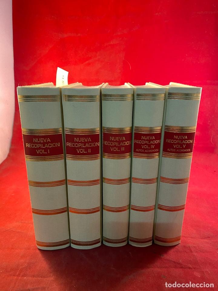 Libros de segunda mano: RECOPILACIÓN DE LAS LEYES DE ESTOS REYNOS - Foto 2 - 287655063