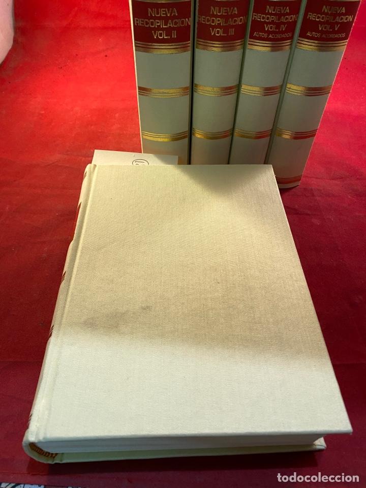 Libros de segunda mano: RECOPILACIÓN DE LAS LEYES DE ESTOS REYNOS - Foto 3 - 287655063