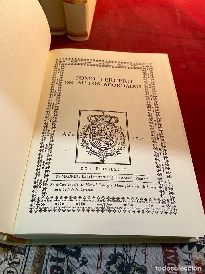 Libros de segunda mano: RECOPILACIÓN DE LAS LEYES DE ESTOS REYNOS - Foto 7 - 287655063