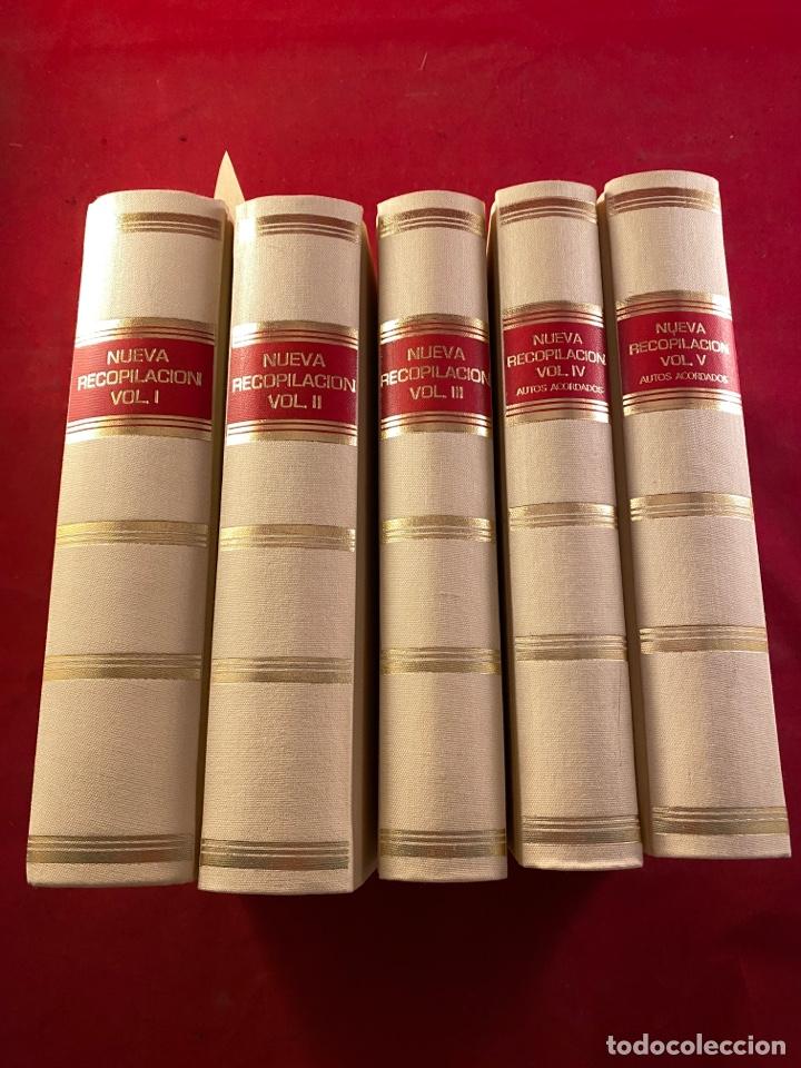 RECOPILACIÓN DE LAS LEYES DE ESTOS REYNOS (Libros de Segunda Mano - Ciencias, Manuales y Oficios - Derecho, Economía y Comercio)