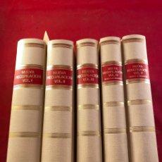 Libros de segunda mano: RECOPILACIÓN DE LAS LEYES DE ESTOS REYNOS. Lote 287655063