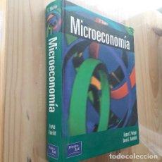 Libros de segunda mano: MICROECONOMIA (5ª EDICIÓN) - ROBERT S. PINDYCK , DANIEL L. RUBINFELD. Lote 288054568