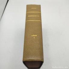Libros de segunda mano: REPERTORIO DE JURISPRUDENCIA. EDITORIAL ARANZADI. TOMO XXVI. 1ª ED. 1959. PAGS. 1600.. Lote 288565033
