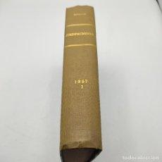 Libros de segunda mano: REPERTORIO DE JURISPRUDENCIA. EDITORIAL ARANZADI. TOMO XXIV. 1ª ED. 1957. PAGS. 1264.. Lote 288565978
