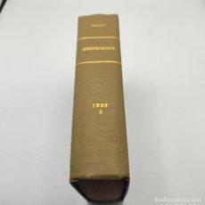Libros de segunda mano: REPERTORIO DE JURISPRUDENCIA. EDITORIAL ARANZADI. TOMO 2. 1ª ED. 1959. PAGS. DESDE 16015 A LA 3177.. Lote 288566418